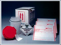 INF-3000 Infecon Infectious Substances Shipper