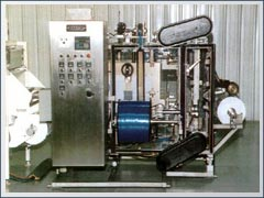 Z-100B Single Tube VFFS Packaging Machine